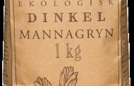 Dinkel mannagryn