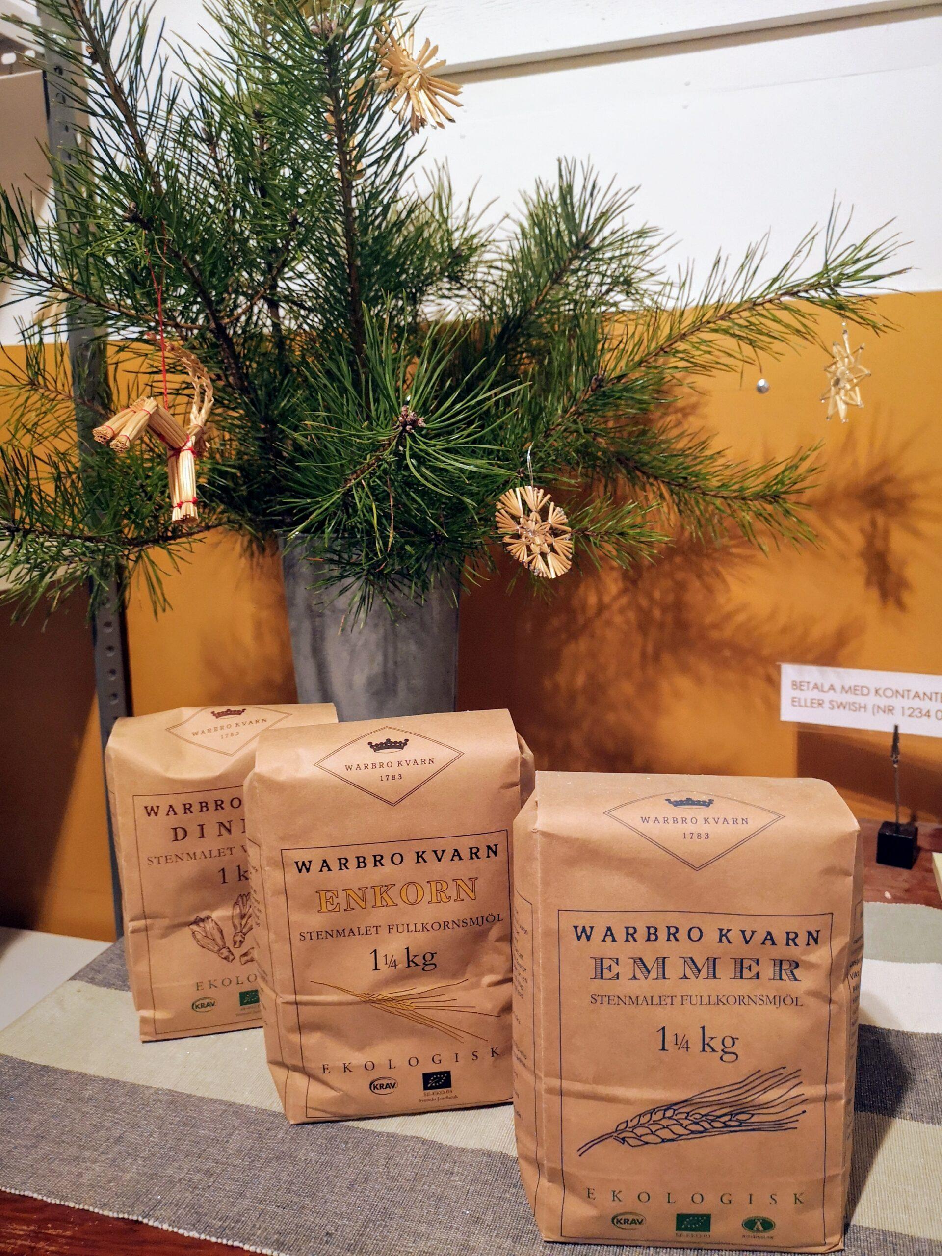 Välkommen att julhandla i vår gårdsbutik